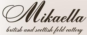 Mikaella - Питомник британских и шотландских вислоухих кошек и котят